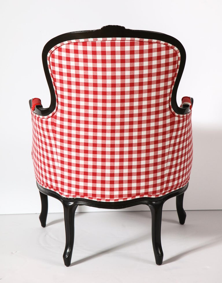 Bergere Chair For Sale 5