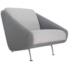 Club Lounge Chair by Theo Ruth, Midcentury Dutch Design, 1958 Artifort