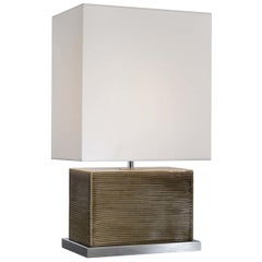 Club Two Table Lamp