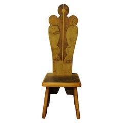Clubs Throne Chair