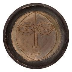 Clyde Burt Ceramic Charger