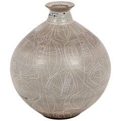 Clyde Burt Ceramic Vessel