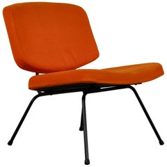 CM 190 Low Chair by Pierre Paulin for Thonet, 1950s