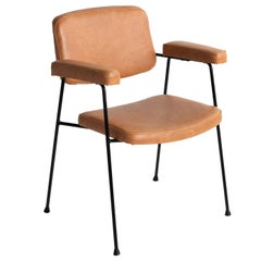 CM197 Chair by Pierre Paulin for Thonet