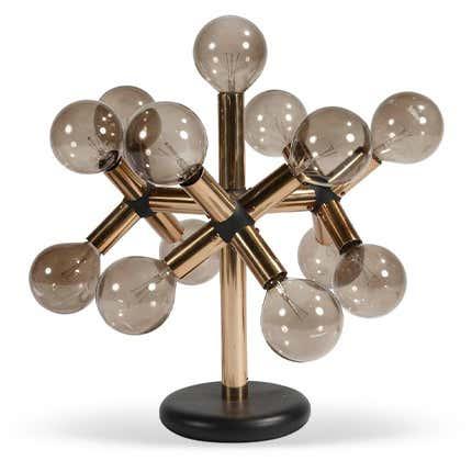 Robert and Trix Haussmann Table Lamp, 1965