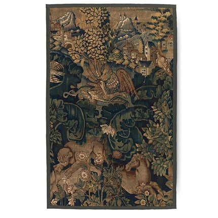 Aubusson Tapestry, 16th Century
