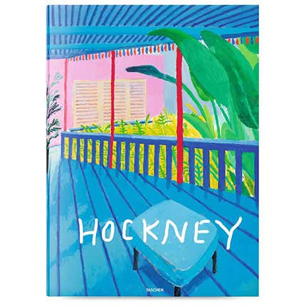 David Hockney, <i>A Bigger Book</i>, 2016