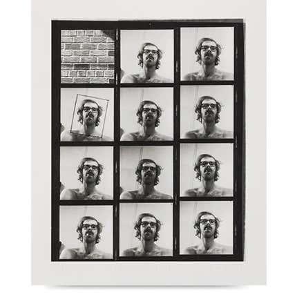 Chuck Close, <i>Untitled</i>, 1980s