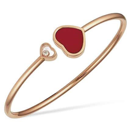 Chopard Happy Hearts Bangle, 2019