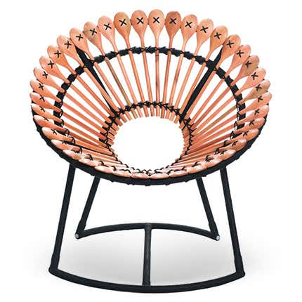 Sergio Matos Bodocongó Lounge Chair, 2018