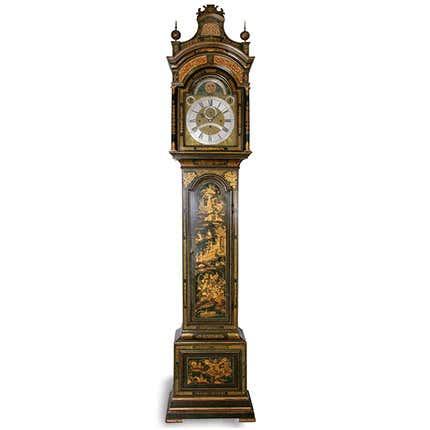 John Monkhouse Longcase Clock, ca 1765