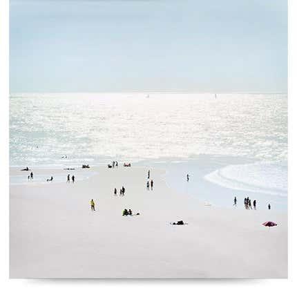 Igal Pardo, <i>Beach Scene 27</i>, 2014