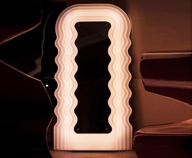 Ultrafragola Mirror