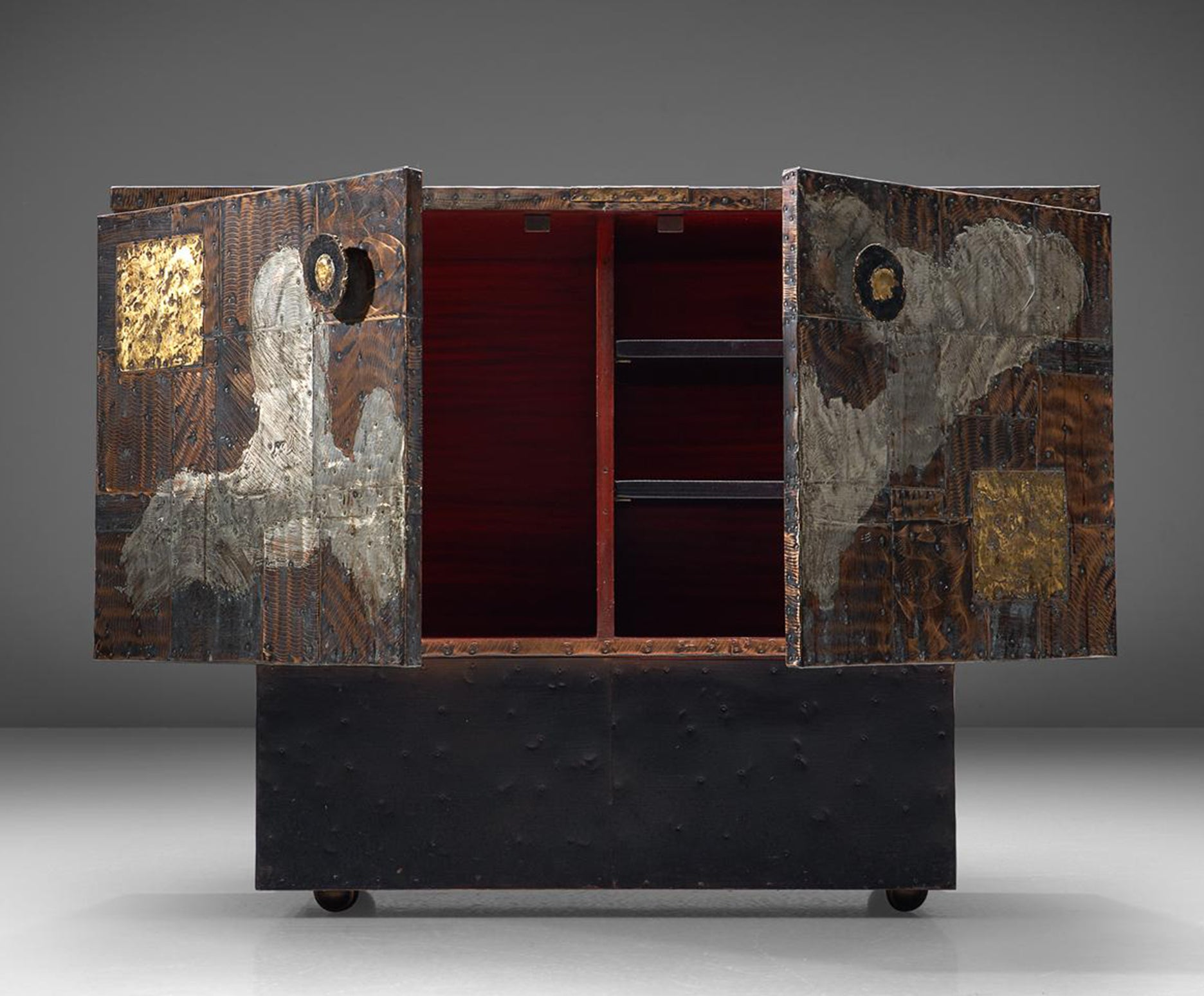 Patchwork Cabinet