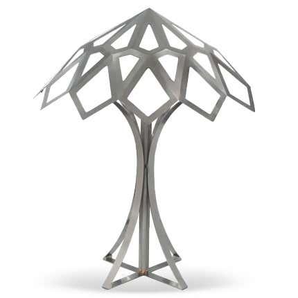 Gabriella Crespi Caleidoscopo Table Lamp, 1974