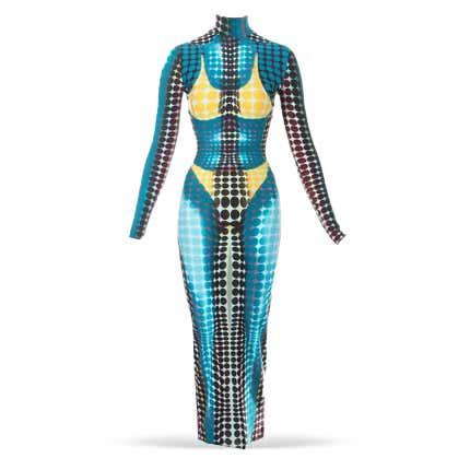 Jean Paul Gaultier Evening Dress, 1995