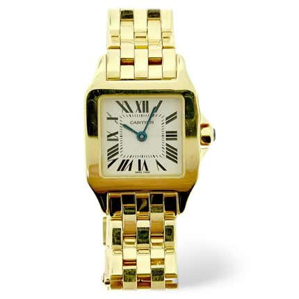 Cartier Demoiselle Watch, 21st Century