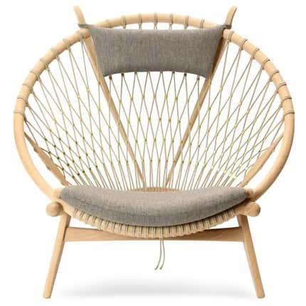 Hans J. Wegner PP130 Circle Chair, New