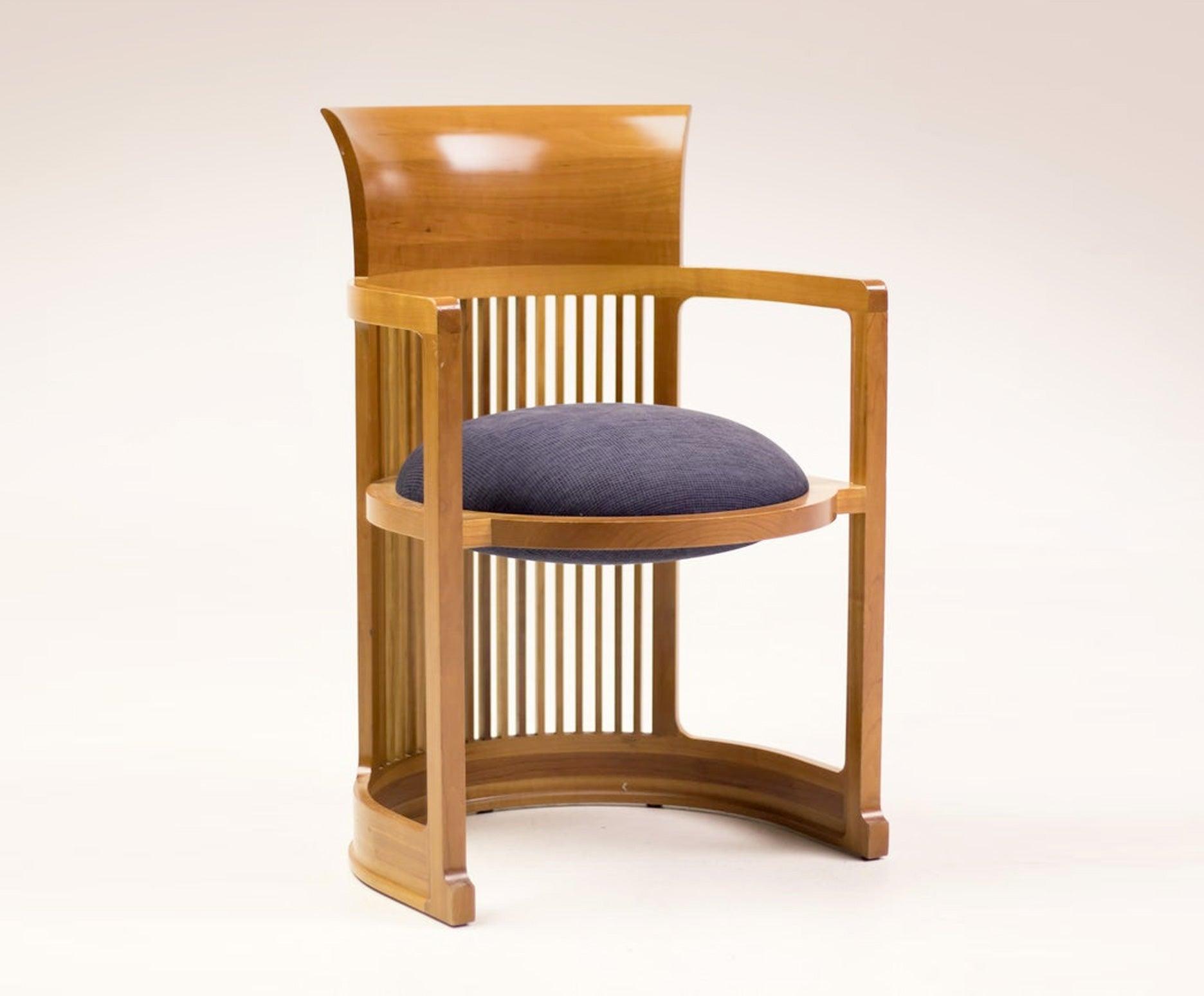 Taliesin Barrel Chair