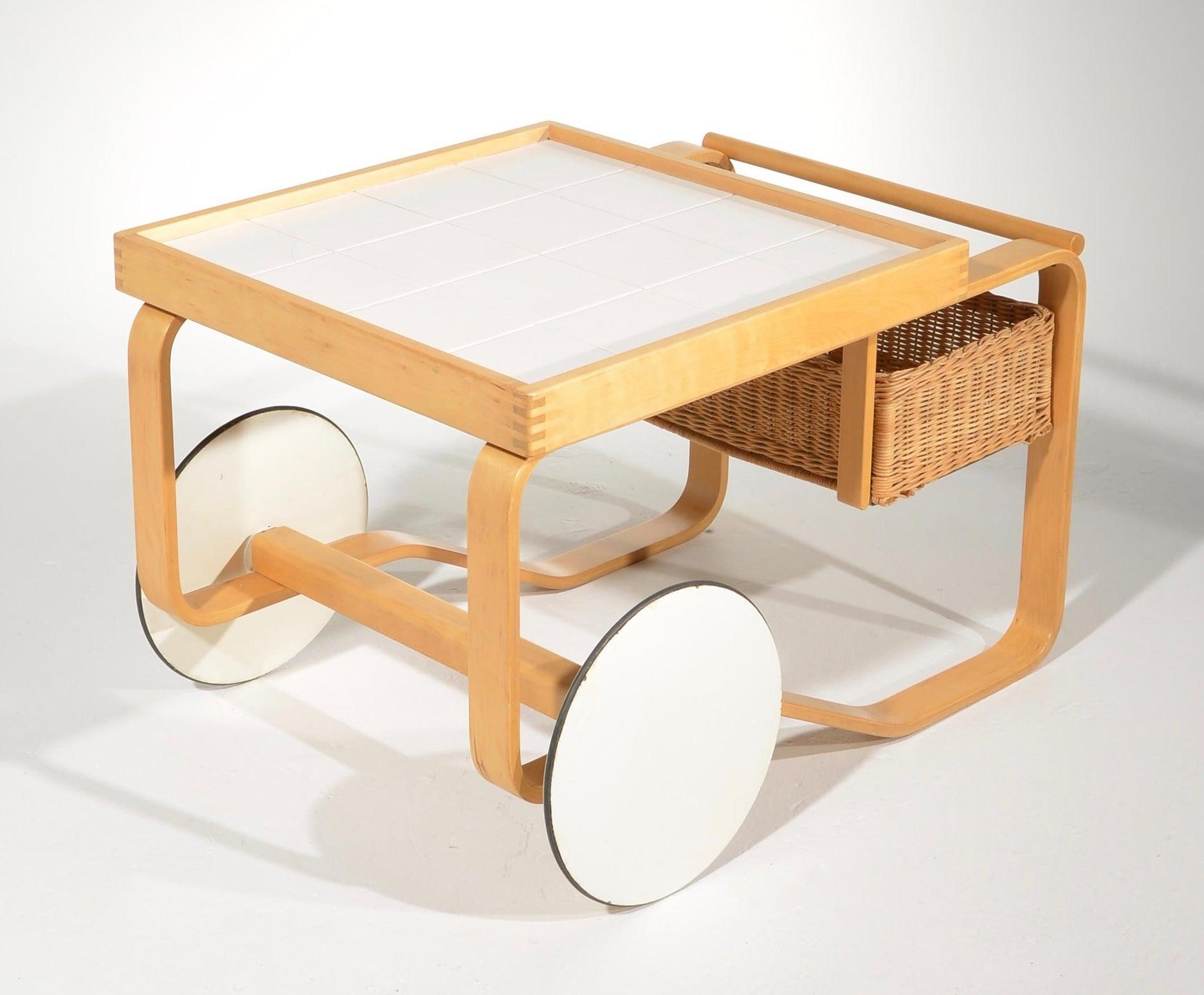 Tea Trolley 900