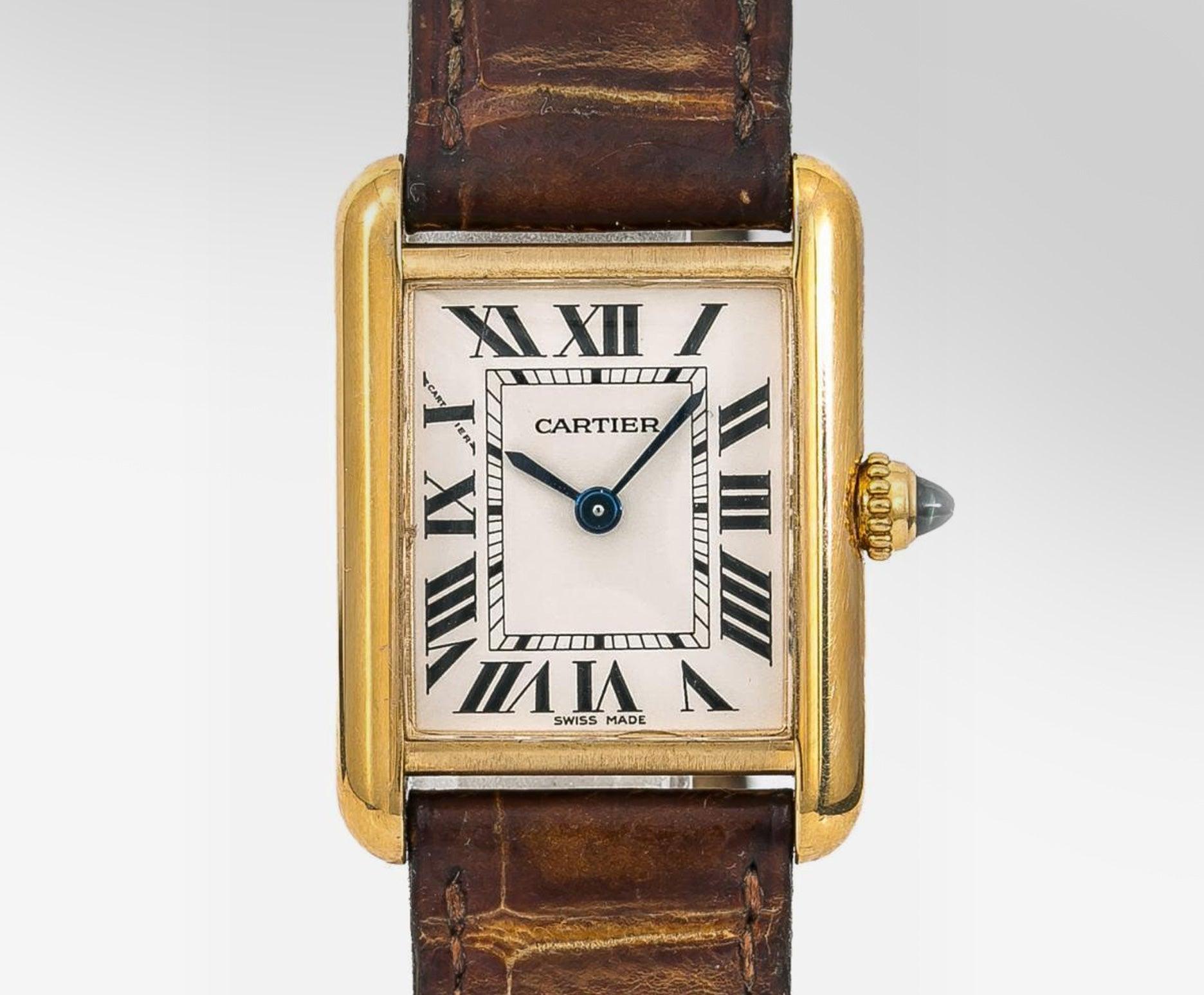 Tank Louis Cartier Watch