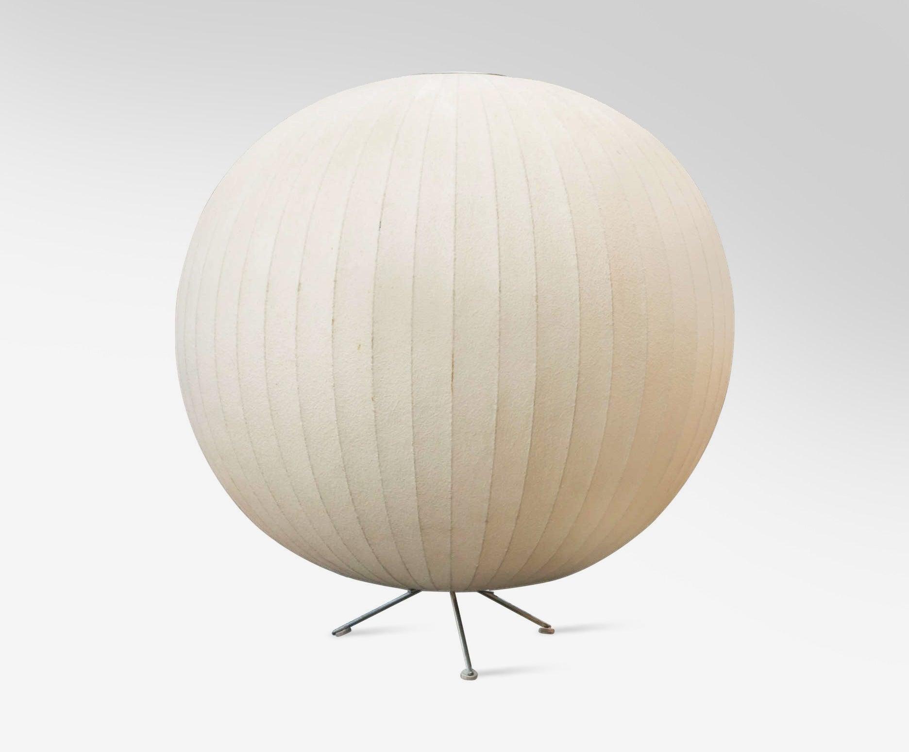 Nelson Ball Tripod Lamp