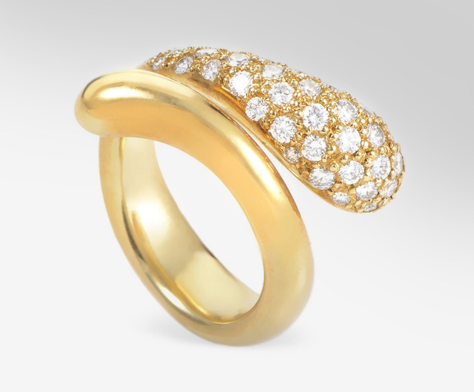 Teardrop Ring
