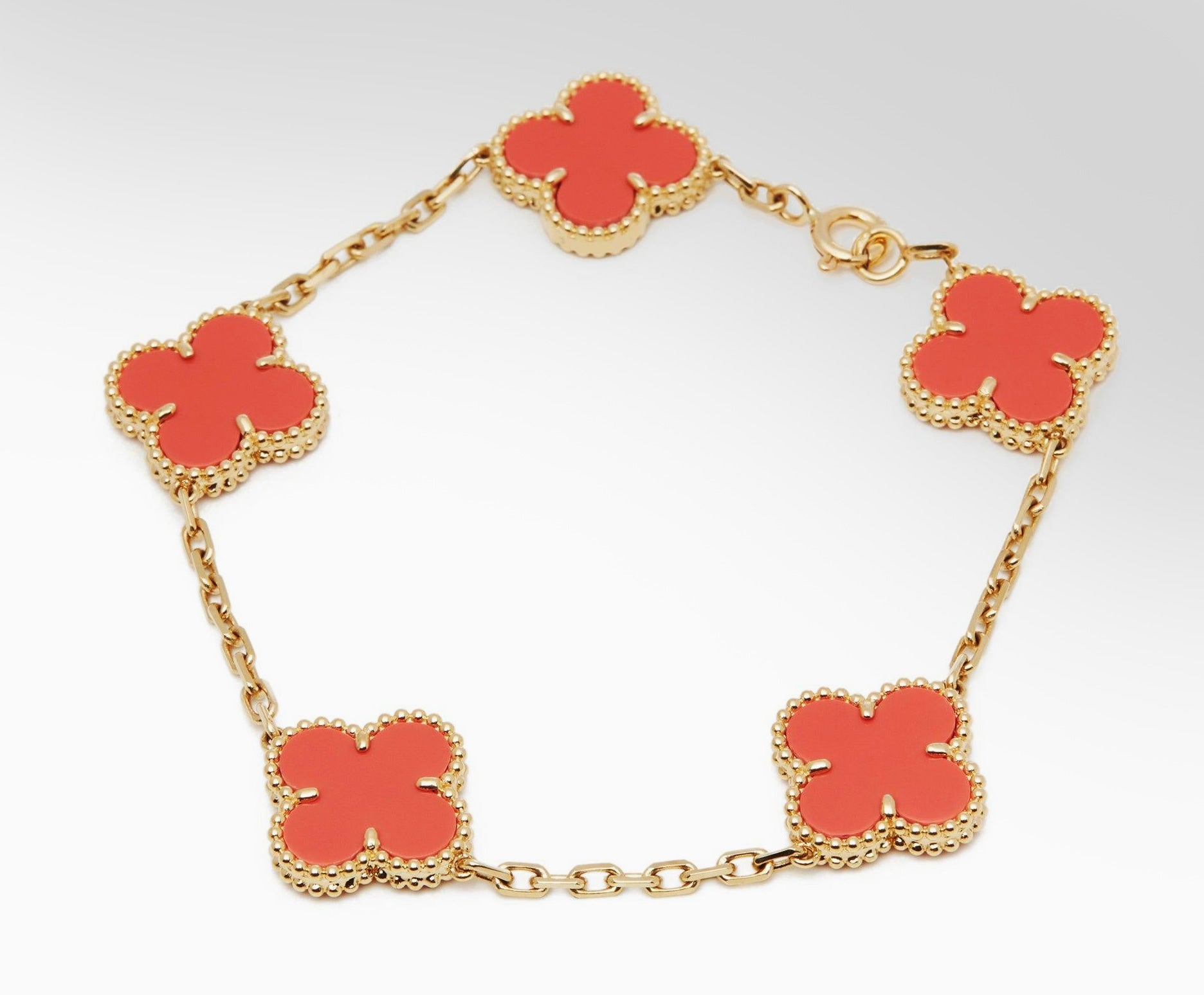Vintage Alhambra Bracelet