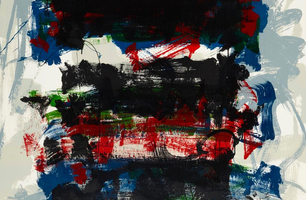The Abstract World of Joan Mitchell