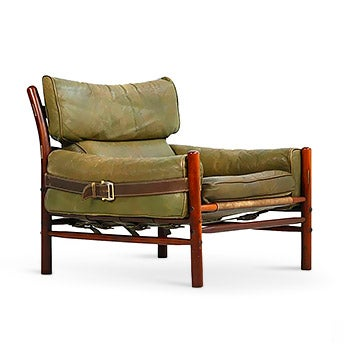 Arne Norell Lounge Chair, 1960s