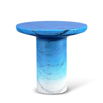 Nick Ross Marble Table, 2015