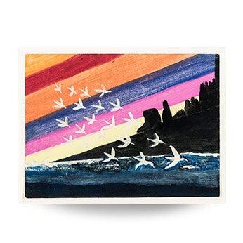 Frank Walter, Landscape, Birds #2