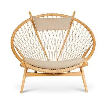 Hans J. Wegner Hoop Chair, 1990s