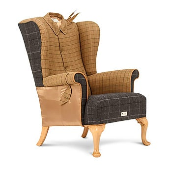 aquascutum game bird wing chair 2016
