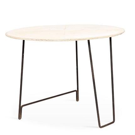 Mathieu Matégot Table, ca. 1950