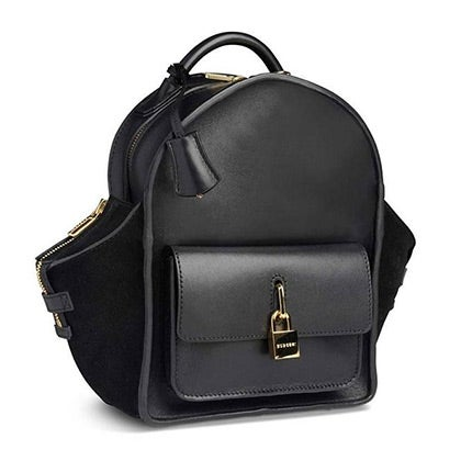 Buscemi Mini Aero Leather Backpack, 21st Century