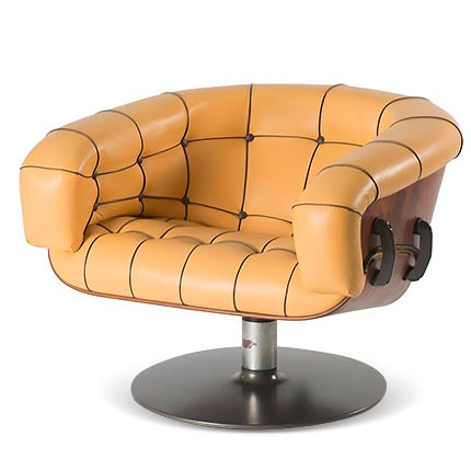 Martin Grierson Swivel Chair, 1960