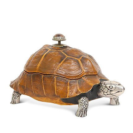 Anthony Redmile Large Tortoise Box, 1970s