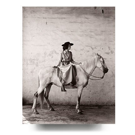 Anne Menke, Horse in Argentina
