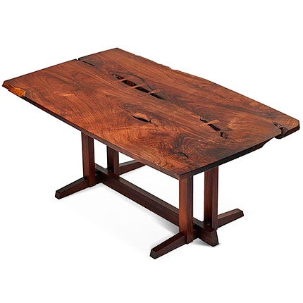 George Nakashima Table, 1980s