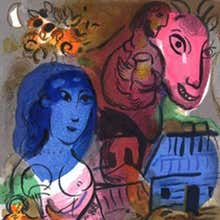 Marc Chagall (Belarus, 1887–1985)