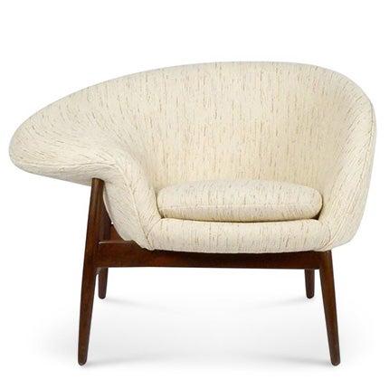 Hans Olsen Chair, 1950s