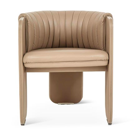 Luigi Massoni for Poltrona Frau Armchair, 1972