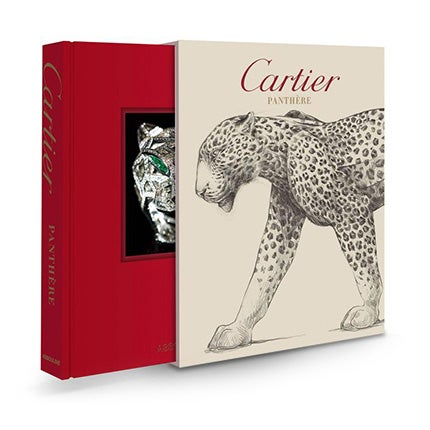 Cartier Panthère Book, 2016