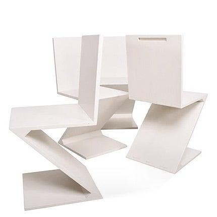 Zig Zag Chairs, 1960s