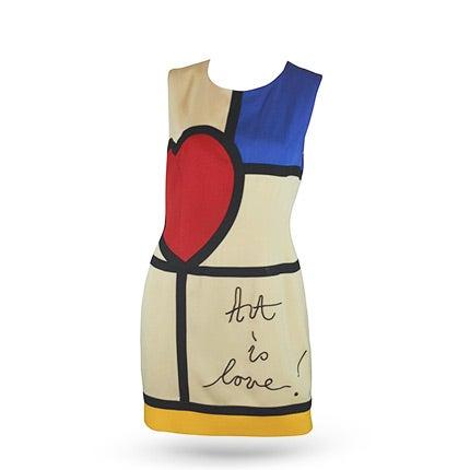 Moschino Dress, 1990s