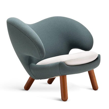 Finn Juhl Pelican Chair, 1930s