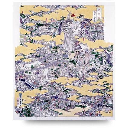 Yamaguchi Akira, Tokei (Tokyo): Hiroo and Roppongi