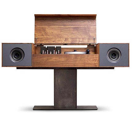 Blake Tovin and Matt Richmond Record Console, Made to Order