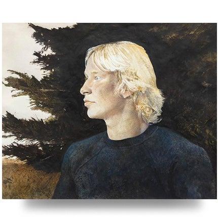 Andrew Wyeth, Hawking, 1978